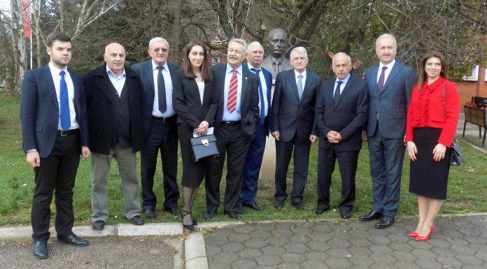 Delegacija Abhazije posjetila kompaniju