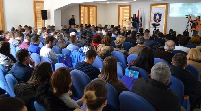 Đurević: Opština ima resurse za razvoj privrede