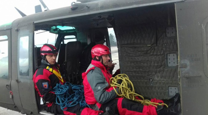 Usavršene tehnike helikopterskog spasavanja
