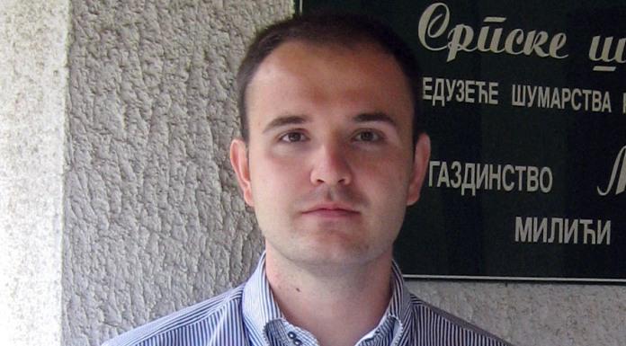 Igor Golić direktor ŠG