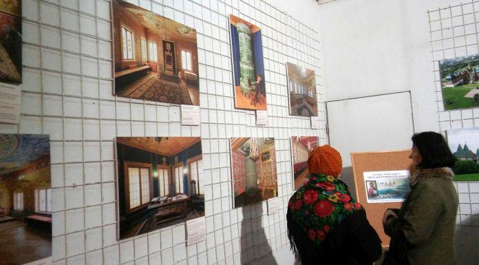 """Otvorene izložbe """"Sveti zaštitnici ruske zemlje"""" i """"Rusko čudo"""""""