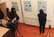 Karikature Toša Borkovića privlače pažnju posjetilaca