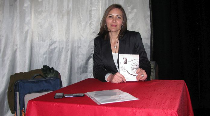 Održano veče ljubavne poezije Gordane Milošević
