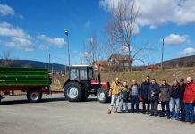 Centru za razvoj poljoprivrede mehanizacija vrijedna više od 100.000 KM