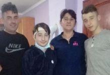 Milan Simetić stigao kući nakon liječenja u Padovi