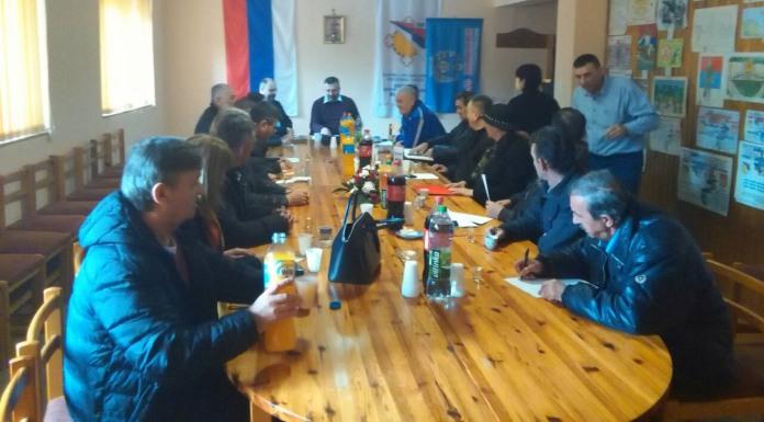 Vasić: Boračka organizacija treba da bude krovna