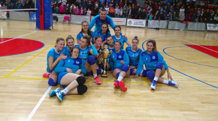 Odbojkašice Maglića prvi put šampionke Srpske