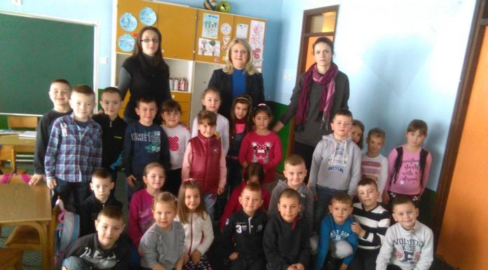 Pripremna nastava počela za 82 djece