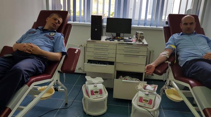 Krv dalo 19 pripadnika Policijske uprave