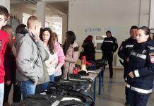 Osnovci i predškolci upoznati o radu policije