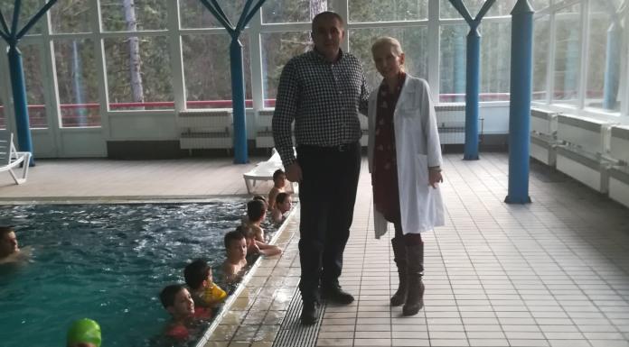 """U banji """"Vilina vlas"""" za učenike besplatna obuka u plivanju"""