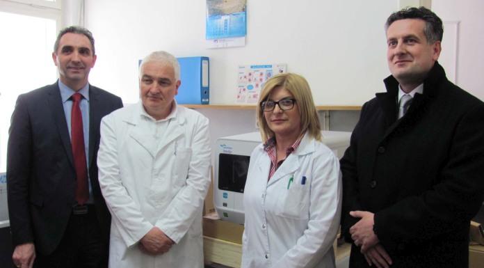 Bolnici predat hematološki brojač vrijedan 51.000 KM