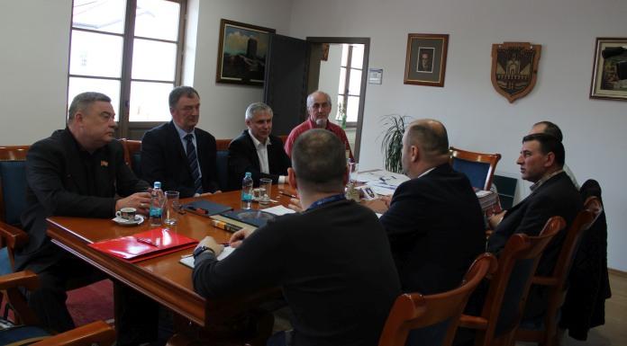 Dogovoreno pokretanje procedure o bratimljenju sa moskovskom oblasti