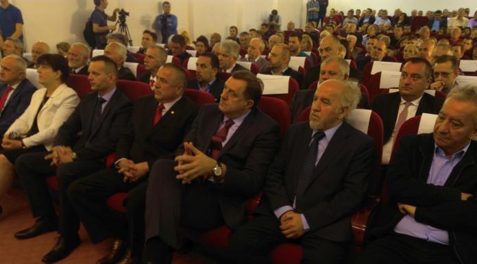 Dodiku i Cvijanovićevoj priznanja za doprinos jačanju sistema zaštite