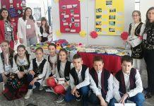 Fočanski đaci predstavili Slovencima svoje običaje i učili njihove