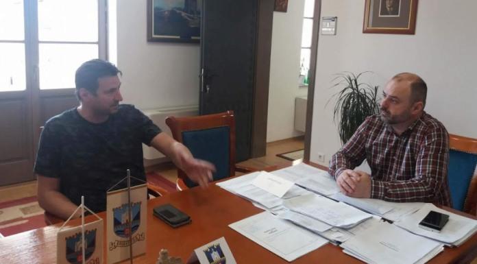 Đurević i Vladimir Grbić razgovarali o budućim projektima