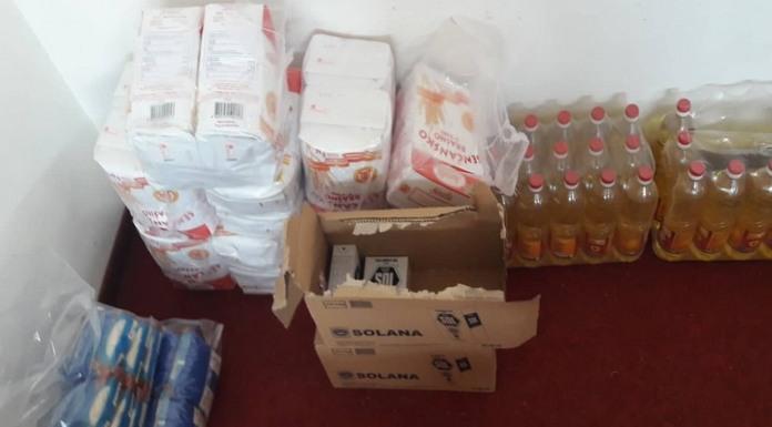 Podijeljeni paketi pomoći za 155 socijalno-ugroženih porodica