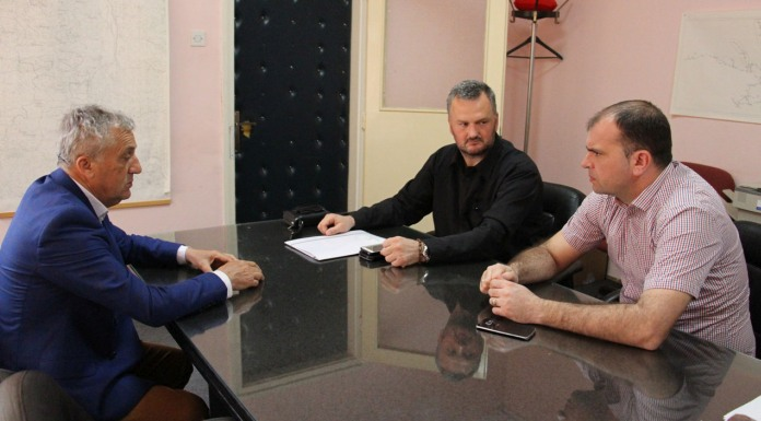 Ivanović i Mihajlović razgovarali o aktivnostima Crvenog krsta
