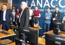 """Kompanija """"Lanako"""" donirala računare vrijedne 36.000 KM"""