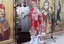 Mitropolit Hrizostom služio liturgiju u Sabornom hramu