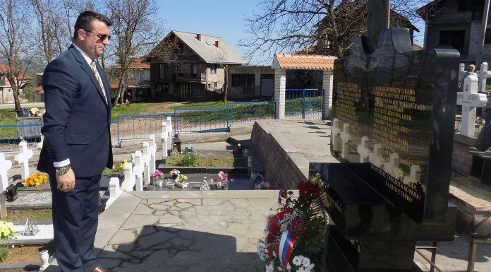 Obilježen Dan oslobođenja opštine u proteklom ratu
