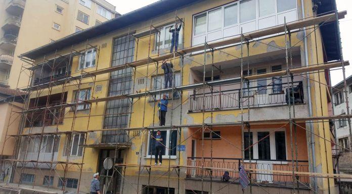 Obnavljanje fasada, uskoro ljepše zgrade