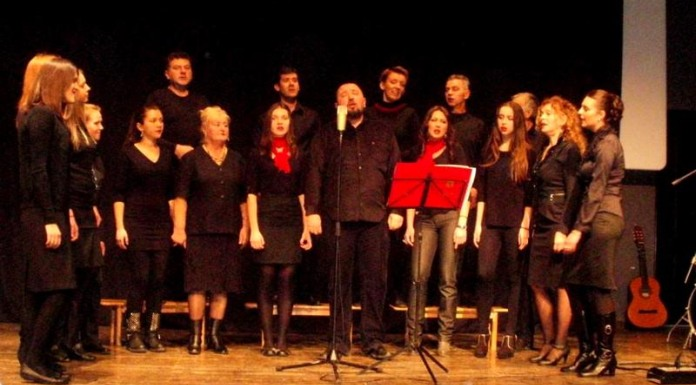 "Pjevačko društvo ""Izvornik"" na festivalu horova u Solunu"