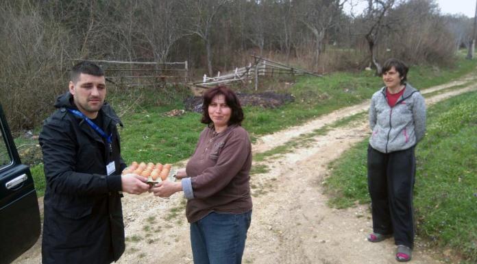 Za socijalno ugrožene 200 školjki jaja