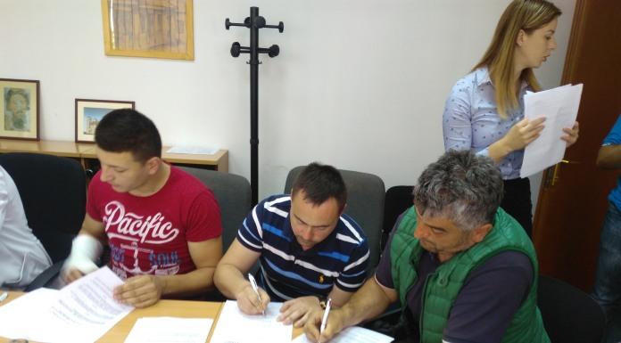 Potpisani ugovori o polugodišnjem poslu sa osam korisnika
