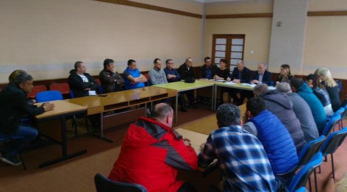 Dogovor između opštine i raftera