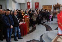 U svim hramovima služena vaskršnja liturgija