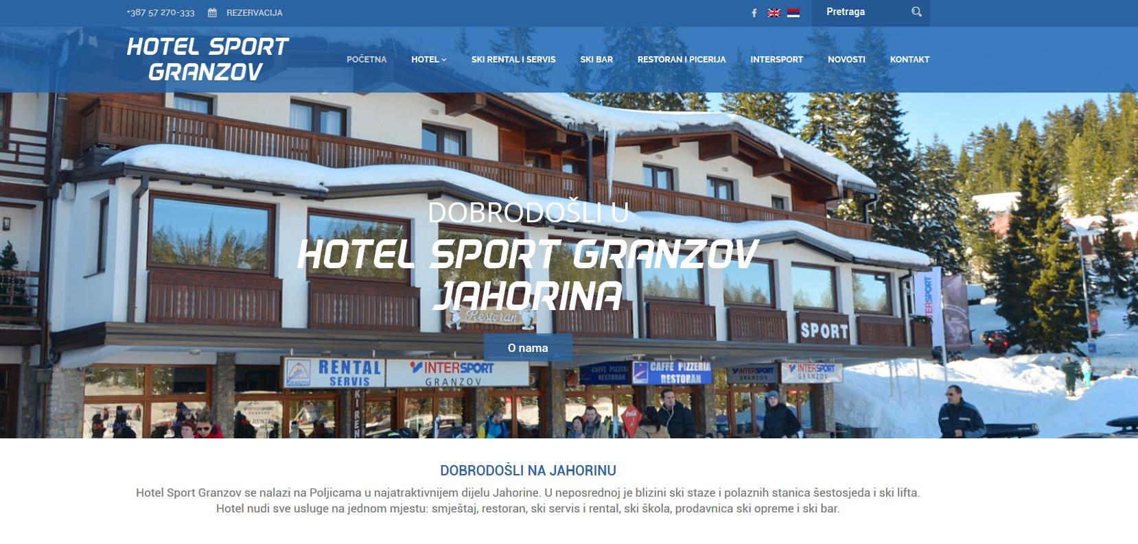Sport Granzov Jahorina