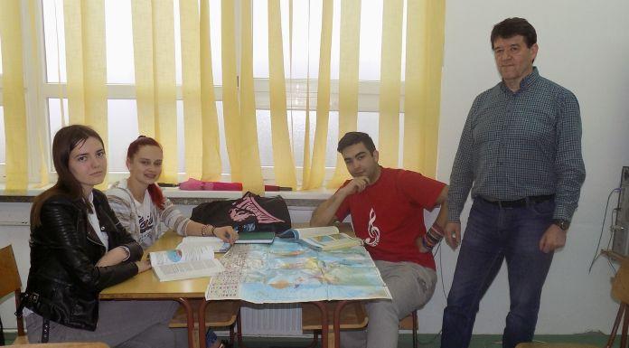 Vlasenički srednjoškolci na geografskoj olimpijadi