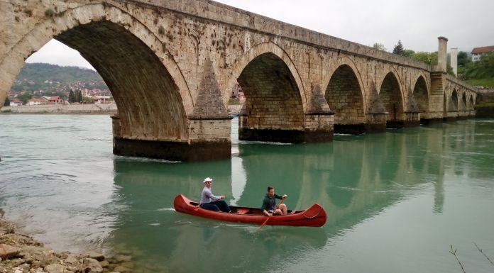 Startovala kajak i kanu regata od Višegrada do Sremske Mitrovice