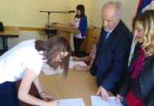 Potpisani ugovori o stipendijama sa 168 studenata