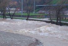 Povećan vodostaj, nema opasnosti od poplava