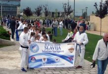 """Dan sporta u parku """"Gavrilo Princip"""""""