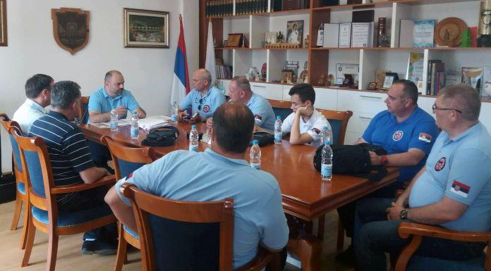 Prijem za predstavnike Privredne komore Srbije