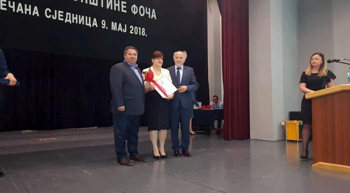 Dodijeljene opštinske nagrade i priznanja