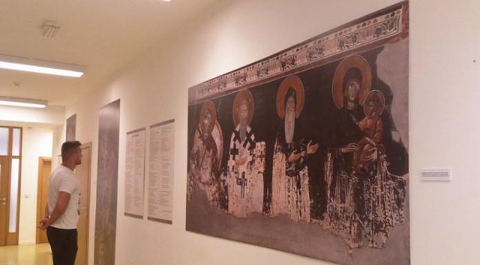 Poezija i freske Svetislava Mandića na Pravoslavnom bogoslovskom fakultetu