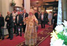 Mitropolit Hrizostom služio liturgiju na Sokocu
