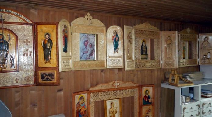 Aleksine ikone i ikonostasi - na svim kontinentima