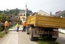 Počela izgradnja pristupne saobraćajnice do Andrićgrada