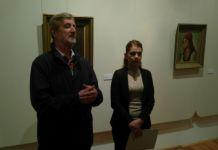 Izložba slika prvog Fočanskog slikara konačno u njegovom gradu