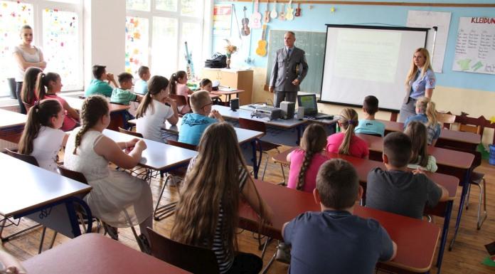 Radionice o zaštiti životne sredine u osnovnim školama