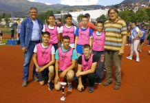 Memedović oborio rekord BiH za dječake na 100 metara sa preponama