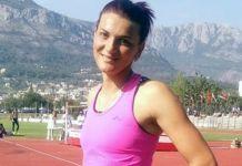 Atletičarka Mladena Petrušić