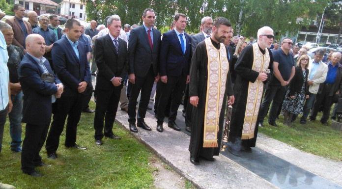Obilježen Dan romanijskih brigada