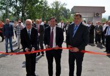 """Otvorena firma """"Zeohem"""", u izgradnju uloženo devet miliona franaka"""