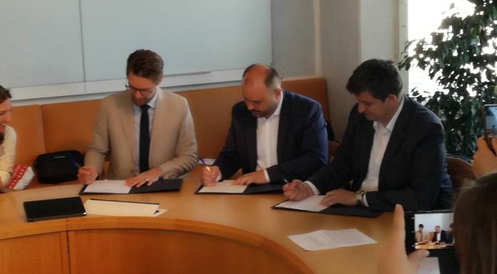Potpisan Memorandum o razumijevanju sa Švedskom asocijacijom